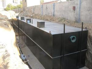 酒店生活汙水處理設備案例