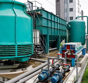 青岛旅游景区生活汙水處理项目